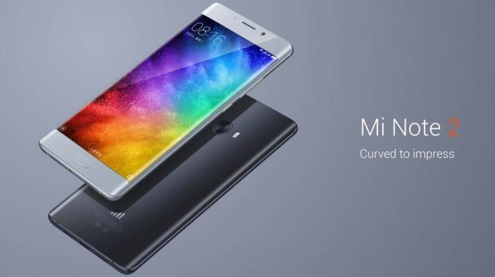 Imagen - Xiaomi Mi Note 2 es oficial con pantalla curva por menos de 500 euros