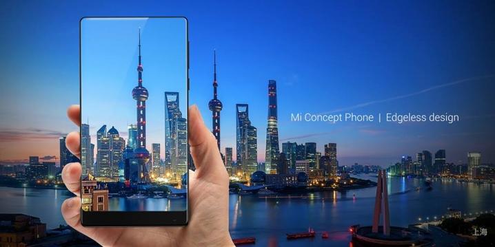 Imagen - Xiaomi Mi Mix, el nuevo phablet con pantalla sin bordes laterales