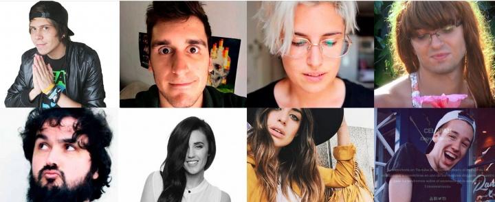 Imagen - Samsung MadFun reúne a los principales youtubers españoles