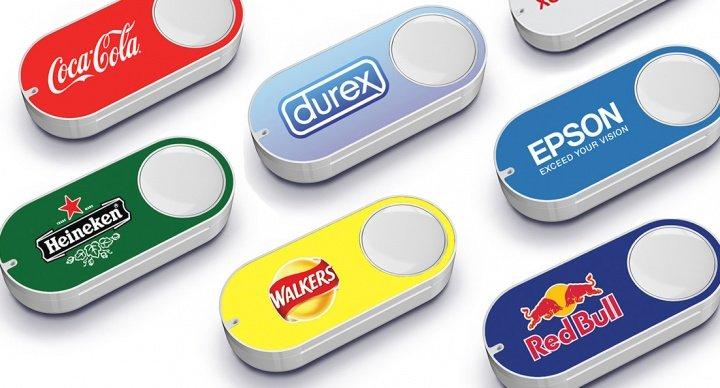 Imagen - Amazon Dash llega a España, un botón para comprar tus productos con un solo clic