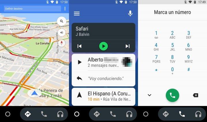 Imagen - Android Auto llega a todos los coches