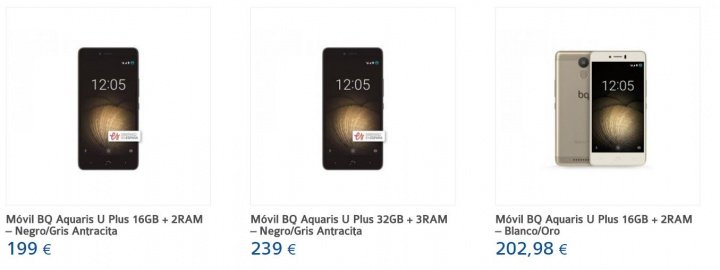 Imagen - Dónde comprar el bq Aquaris U Plus