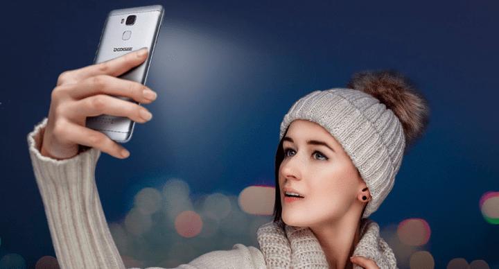 Doogee Y6, un smartphone perfecto para hacerte los mejores selfies