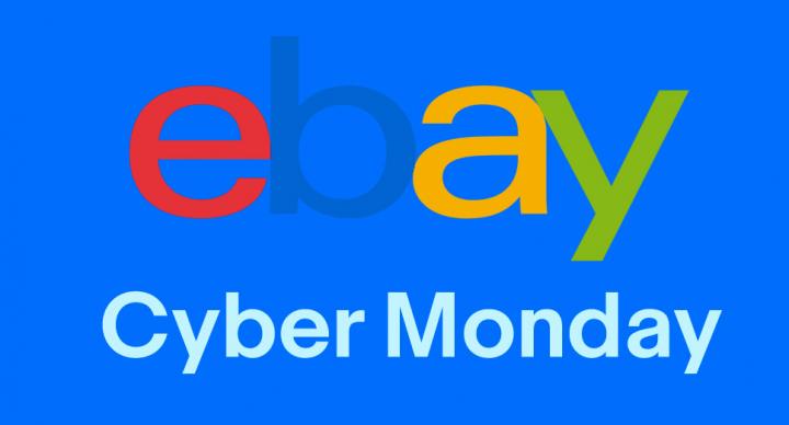 Aprovecha los descuentos en tecnología de eBay por el Cyber Monday