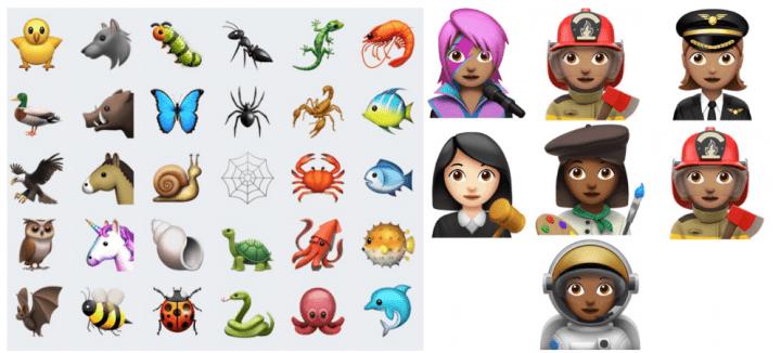 Imagen - Conoce los nuevos emojis que incluirá iOS 10.2