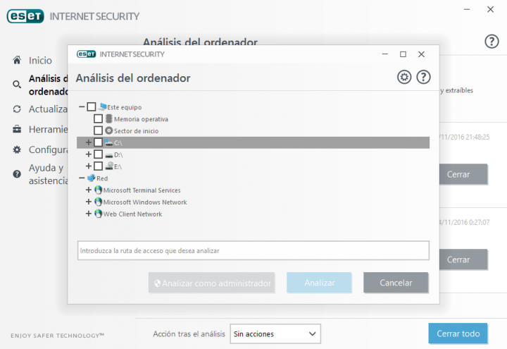 Review: ESET Internet Security, seguridad total para tu
