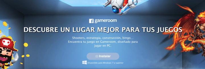 Imagen - Gameroom, el Steam de Facebook ya es oficial