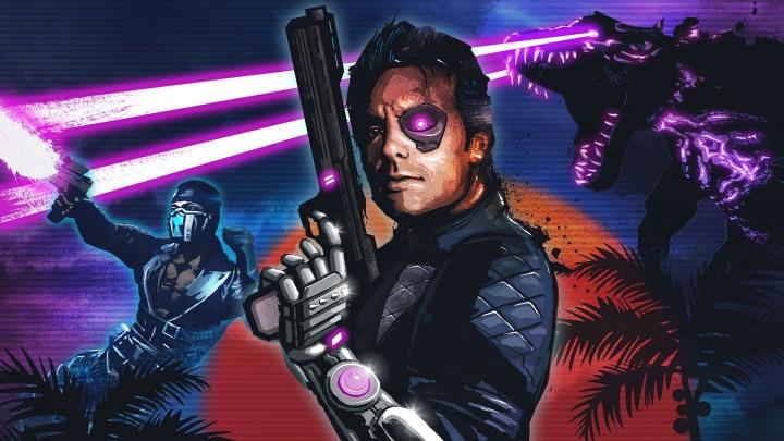 Descarga Far Cry 3 Blood Dragon gratis, un genial juego de acción para PC