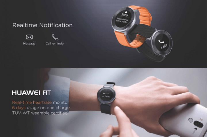 Imagen - Huawei Fit, el nuevo reloj para monitorizar la actividad física ya es oficial