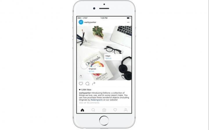 Imagen - Instagram permitirá realizar compras desde la propia app