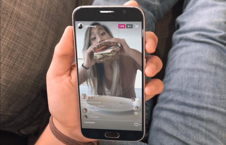 Imagen - Instagram Stories sigue copiando a Snapchat: ahora privados y vídeos en directo