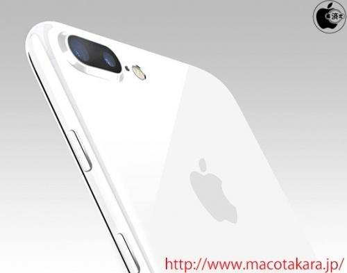 Imagen - iPhone 7 podría tener una versión en color Jet White