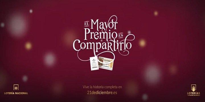 Imagen - Ya puedes ver el anuncio de la Lotería de Navidad 2017