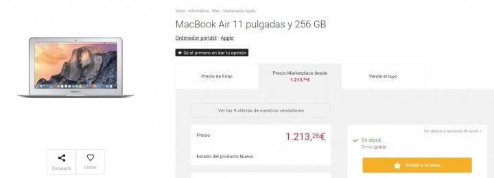 el macbook air de 11 pulgadas ya no se vende en la apple store d nde puedo comprarlo. Black Bedroom Furniture Sets. Home Design Ideas