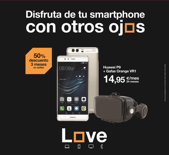 Imagen - Orange VR1, unas gafas de realidad virtual de bajo coste