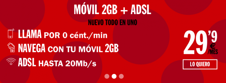 Imagen - Pepephone lanza su oferta convergente desde 25,90 euros