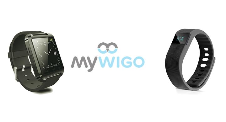 MyWigo lanza un smartwatch y una smartband