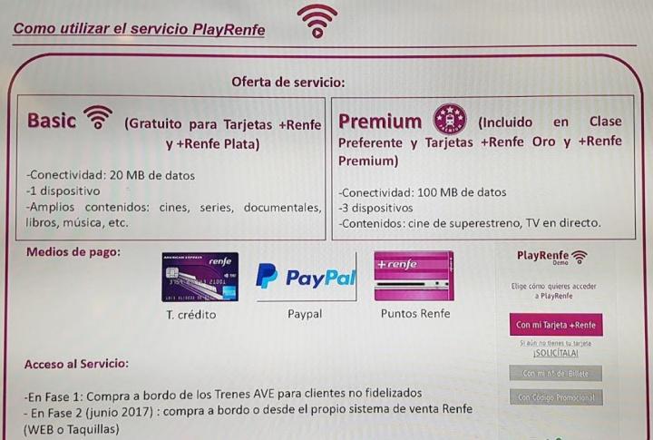 Imagen - El AVE empieza a ofrecer cobertura Wi-Fi