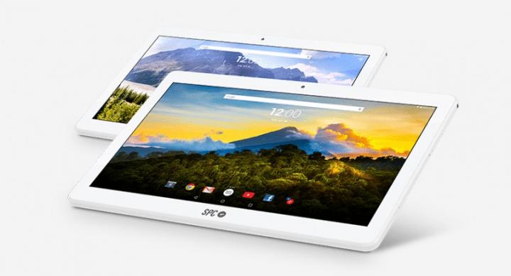 Imagen - Glow 7 y Glow 10, las nuevas tablets low cost de SPC