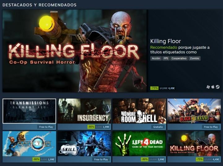 Imagen - Empiezan las rebajas de otoño de Steam con grandes ofertas