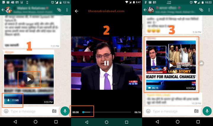 Imagen - WhatsApp permitirá ver vídeos en streaming