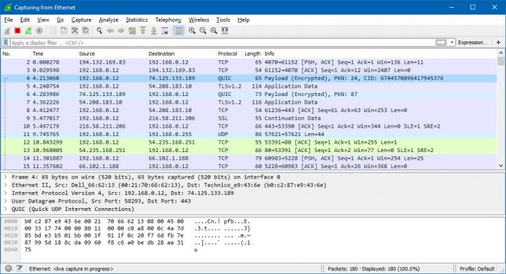 Imagen - Wireshark 2.2.2 corrige múltiples errores