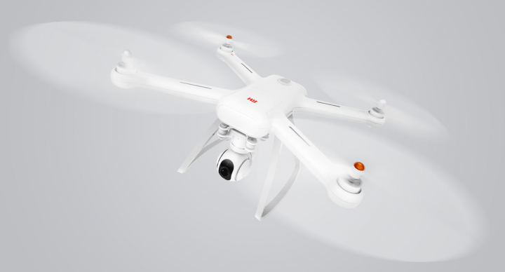 Oferta: Xiaomi Mi Drone, un drone de gama alta que graba 4K a un gran precio