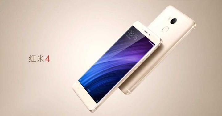 Xiaomi Redmi 4 es oficial, un teléfono compacto avanzado a un gran precio