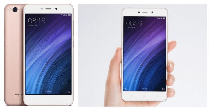 Imagen - Xiaomi Redmi 4A por menos de 80 euros es oficial, conoce todos los detalles