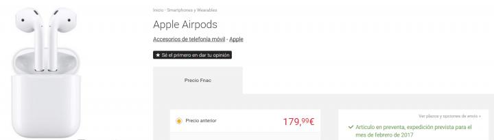 Imagen - Dónde comprar los AirPods