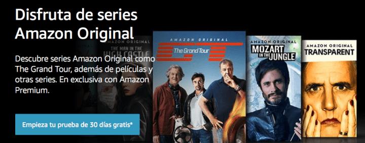 Imagen - Amazon Prime Video llega oficialmente a España