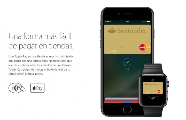 Imagen - Apple Pay llega a España y se confirman las tarjetas y tiendas compatibles