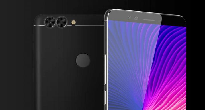 Bluboo lanzará un smartphone con cámara dual trasera y delantera