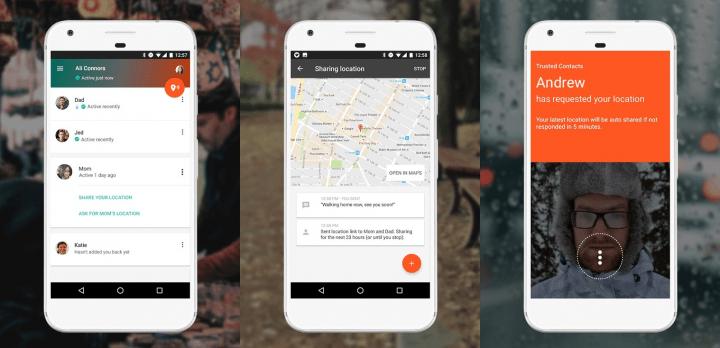 """Imagen - """"Contactos de confianza"""", la nueva app de Google para compartir tu localización"""