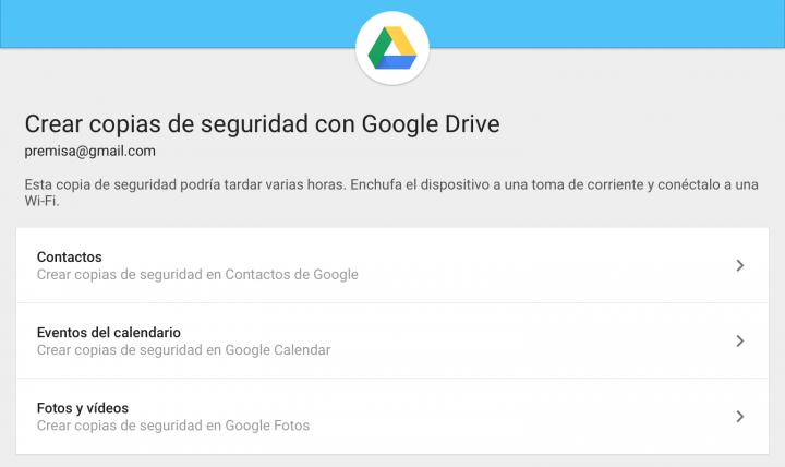 Imagen - Google Drive te facilita cambiar de iPhone a Android