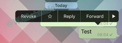 Imagen - WhatsApp permitirá borrar mensajes enviados