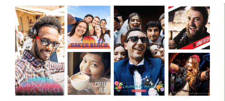 Imagen - Facebook ya permite crear marcos propios para las fotos y vídeos