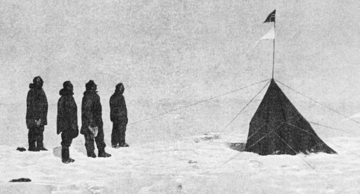 Imagen - Google homenajea la primera expedición al Polo Sur con un Doodle