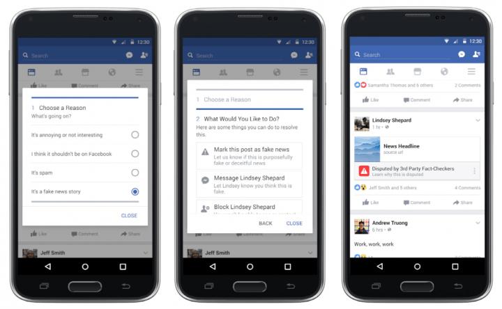 Imagen - Facebook avisará cuando una noticia es un bulo o es falsa