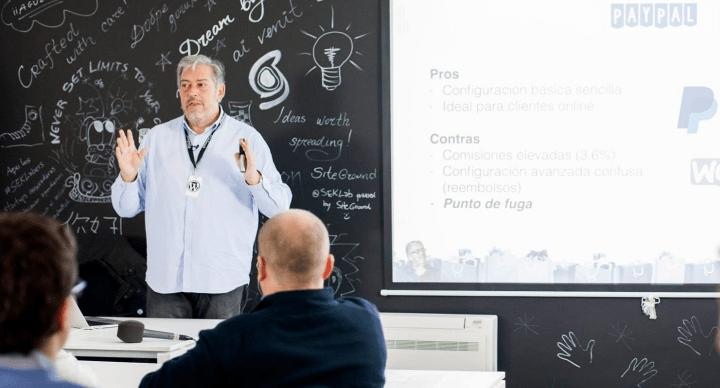 SiteGround presenta su plan WooCommerce para tiendas online de la mano de Fernando Tellado