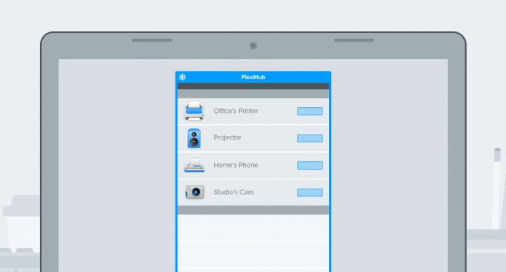 Imagen - Review: FlexiHub, un programa que permite ampliar los puertos del nuevo MacBook Pro