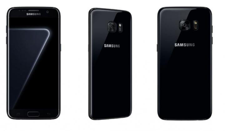 Imagen - Ya es oficial el Samsung Galaxy S7 Edge en color negro brillante