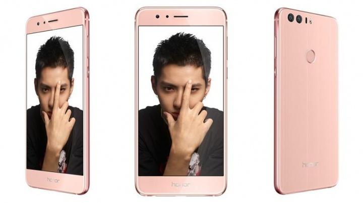 Imagen - Honor 8 ya disponible en color Sakura pink