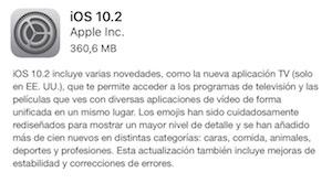 Imagen - iOS 10.2 ya disponible con nuevos emojis y mejoras en las apps