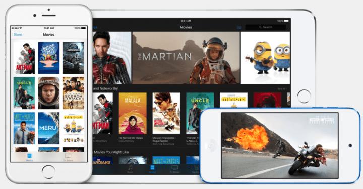 Apple intenta llevar las películas de Hollywood a iTunes solo 2 semanas tras su estreno