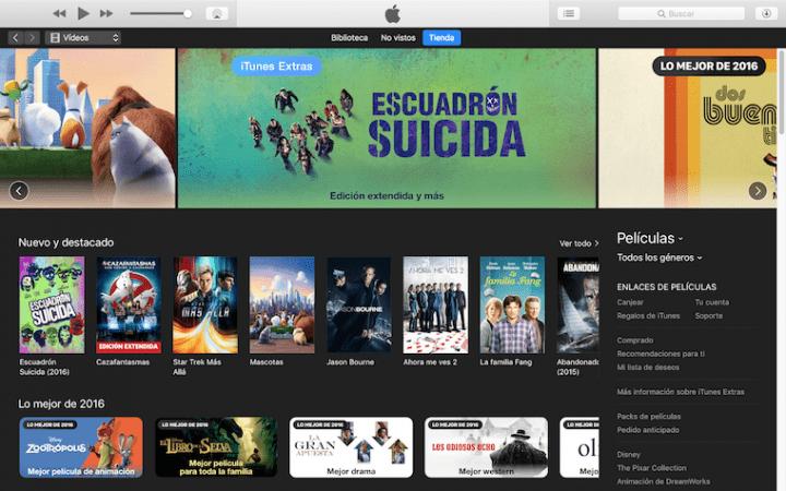 Imagen - Apple intenta llevar las películas de Hollywood a iTunes solo 2 semanas tras su estreno