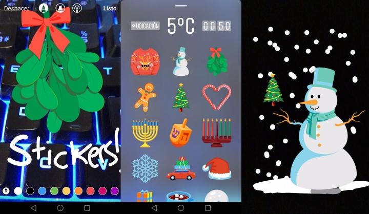 Imagen - Instagram añade stickers a Instagram Stories