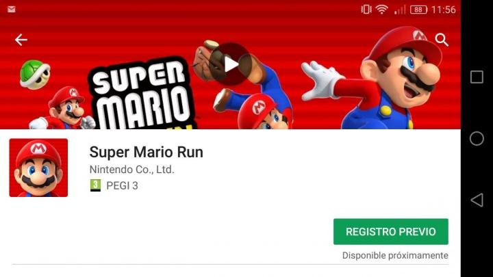 Imagen - Super Mario Run ya está en Play Store