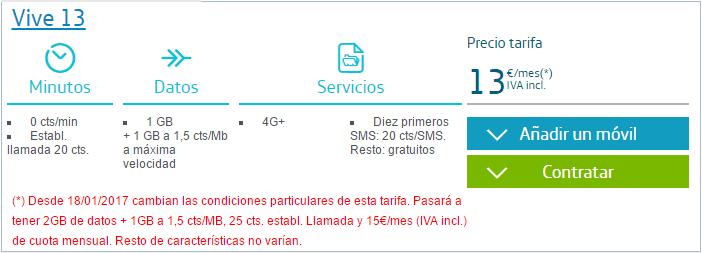 Imagen - Movistar subirá el establecimiento de llamada a 25 céntimos