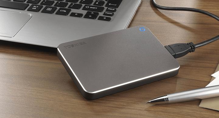 Imagen - Oferta: disco duro Toshiba Canvio Premium de 2 TB por 103 euros